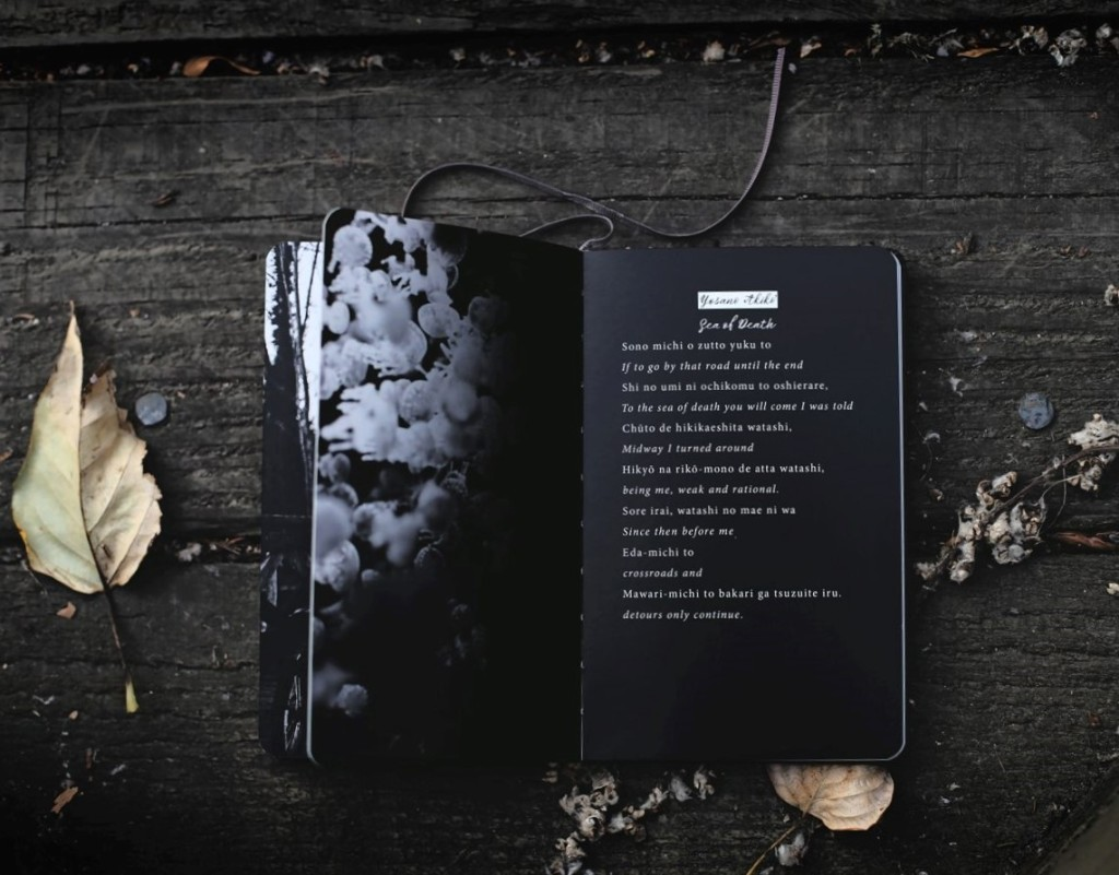 Image of poetry book.