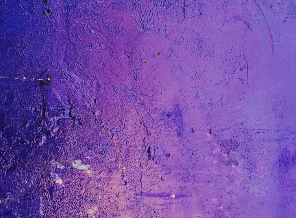 Image of a purple wall