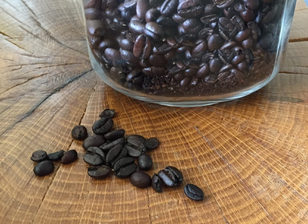 Image of coffee beans.