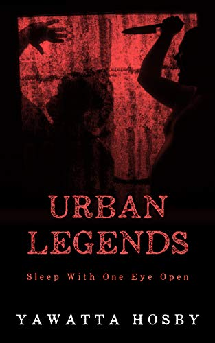 Urban Legends book cover